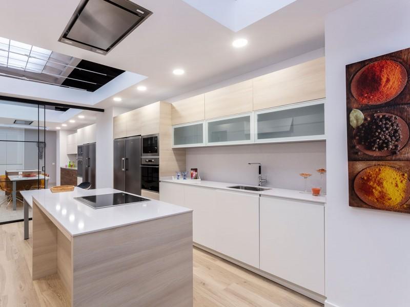 Imagen Cocina con isla