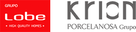 Logo Grupo LOBE - Krion Shell